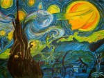 Starry NIght Compilation Pastel